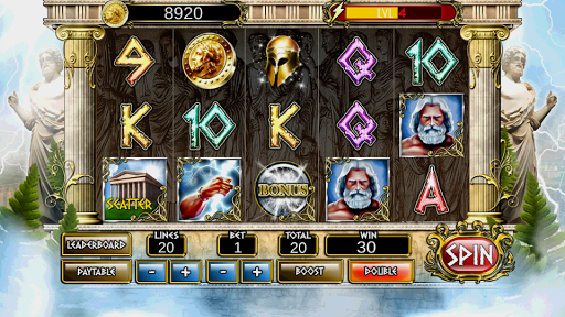Slot Machine: Zeus apkmr screenshots 8