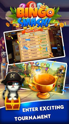 Bingo Smash - Lucky Bingo Travel  screenshots 5