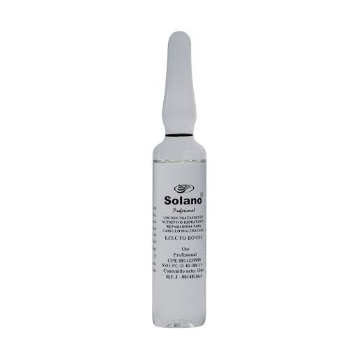 ampolla capilar solano efecto botox 10ml