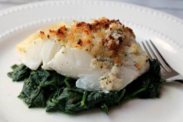 Lemon Garlic Baked Cod Recipe