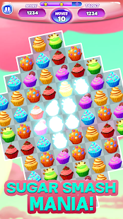 CupCake Jam Match 3 Hack for the game