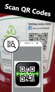 QR Code Reader & Scanner Screenshot
