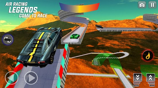 GT Racing Stunts: Car Driving - náhled