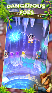 Relic Looter: Mask of tomb Mod Apk (Unlimited Money) 2