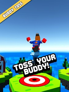 Buddy Toss Ragdoll Flick Game v1.0 (Unlocked)