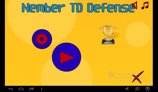 Nember TD Defense