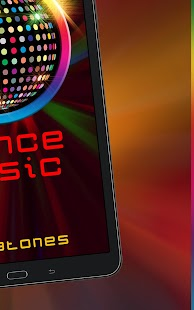 Dance music ringtones- screenshot thumbnail