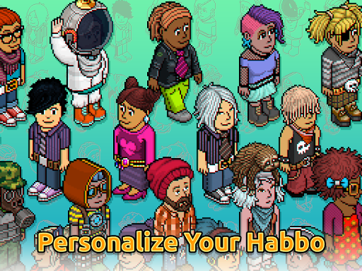 Habbo - Virtual World 2.20.0 screenshots 7