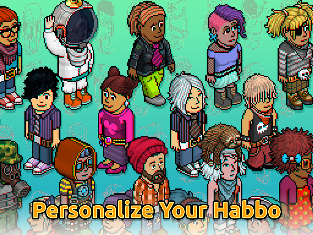 Habbo - Virtual World - Android Apps on Google Play