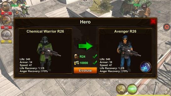 Hero Shooter : Hunter Of Zombie World 6