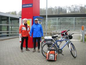 Photo: Crimmitschau, ab da mit der bahn bus Bad Schandau
