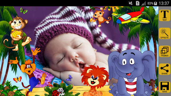 Download Baby Photo Frames For PC Windows and Mac apk screenshot 3