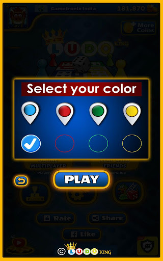 Ludo Kingu2122  gameplay | by HackJr.Pw 13