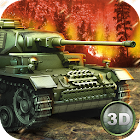 Tank Battle 3D: World War II icon