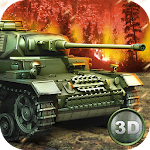 Tank Battle 3D: World War II 2.02 Apk