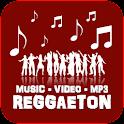 New reggaeton music online icon