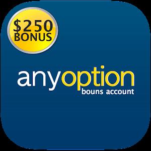 Anyoption Bonus