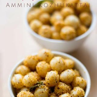 Ammini Kozhukattai Recipe / Kara Ammini Kozhukattai