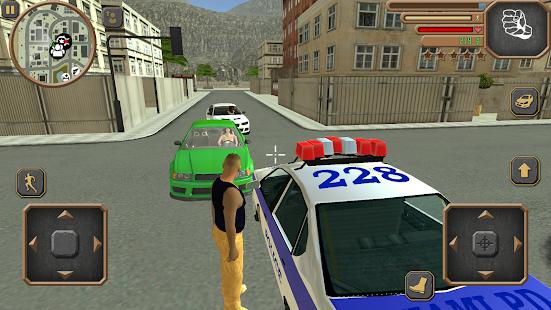 Grand Vegas Mafia Crime : San Andreas 2 Ekran Görüntüsü