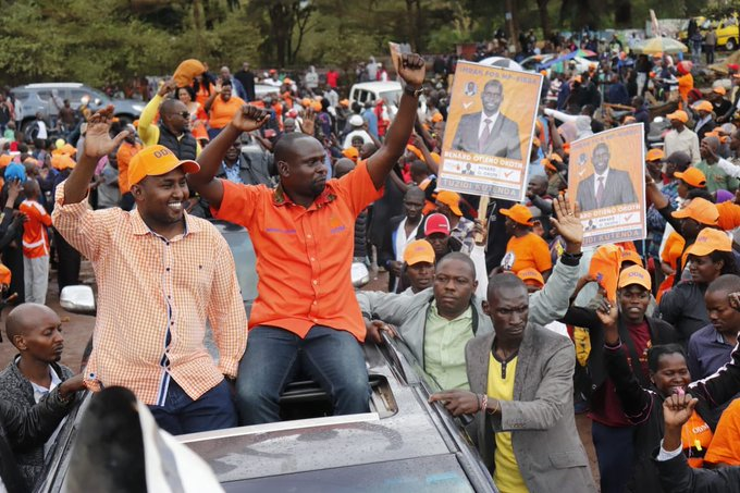 ODM, ANC allege plot to rig Kibra poll