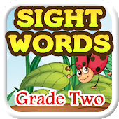 Sight Words Game for 2nd Grade