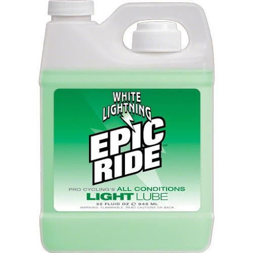 White Lightning Epic Ride Lube, 32oz