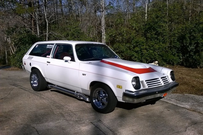 1975 Chevrolet Vega Kammback Hire LA