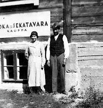 Photo: 1942 Sekatavarakauppa