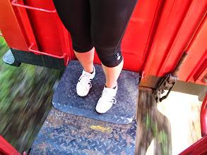 Photo: Nulipęs nufotkino mano kojas. Geras kadras :)