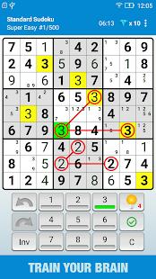 Sudoku Offline Game Free - náhled