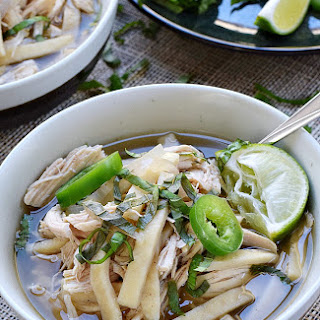 Chinese Chicken Noodle Soup With Egg Recipes