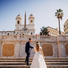 ช่างภาพงานแต่งงาน Dmitry Agishev (romephotographer) ภาพเมื่อ 20.04.2019