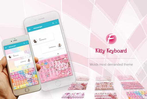 Kitty Keyboard Latest Version APK 1
