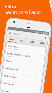 Apl automobile.it: annunci di auto usate e auto nuove (APK) percuma muat turun untuk Android/PC/Windows screenshot