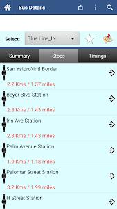 San Diego MTS Info screenshot 5