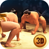 Sumo Wrestling Fighting 3D