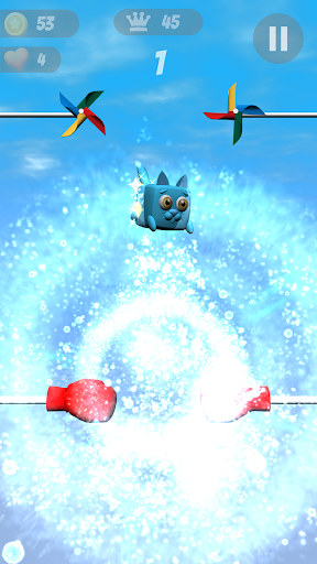 Pets Dash: Tap & Jump  screenshots 2