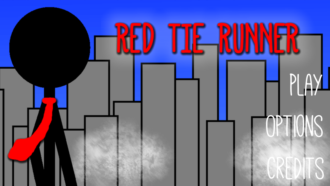 Red Tie Runner- screenshot