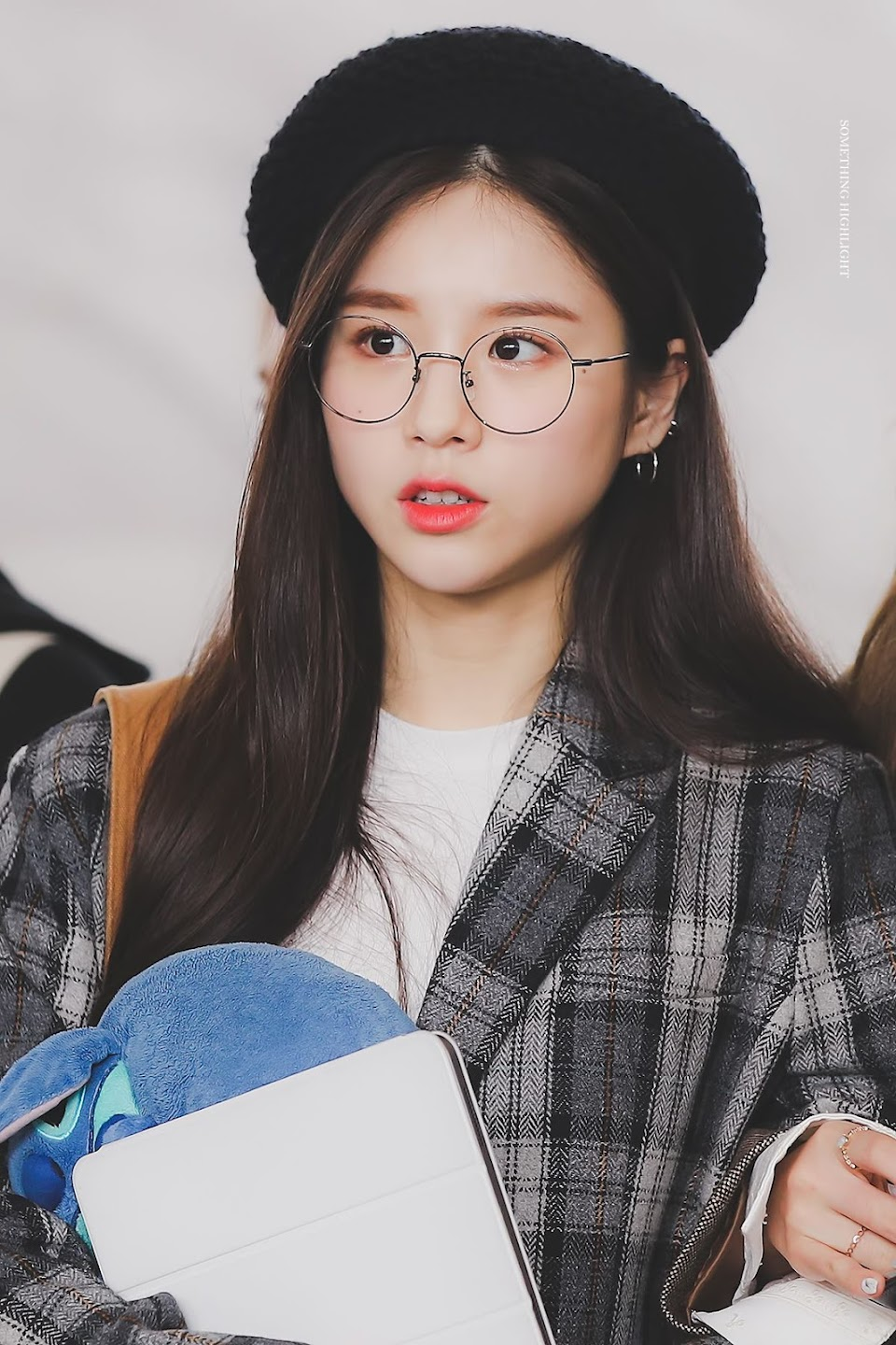heejin plaid 14