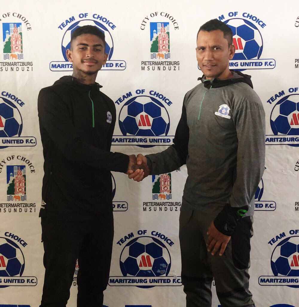 Maritzburg United announce the signing of playmaker, Keagan Buchanan on a three-year deal.