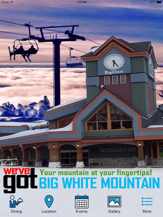 We've Got Big White Mountain- screenshot