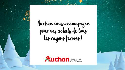 Click & Collect Auchan