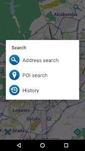 Map of Madrid offline 3.5 Mod APK Latest Version 2