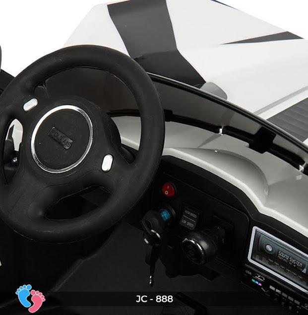 ô tô điện 4 bánh cho bé JC888