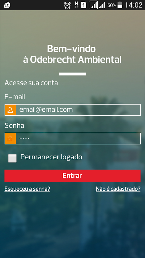 OApp- screenshot