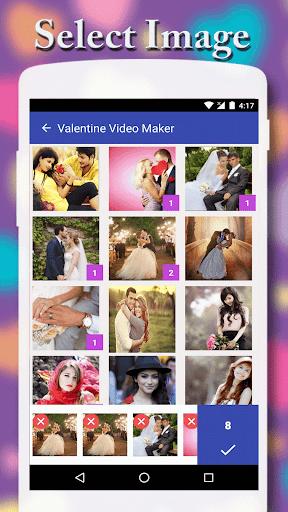 Love Video Maker 2017 1.0.6 screenshots 1