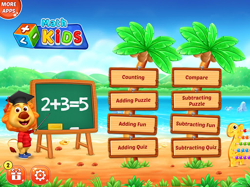 Math Kids - Add, Subtract, Count, and Learn 1.1.4 14