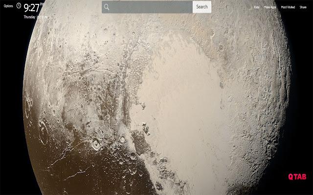 Planet Wallpapers HD Theme