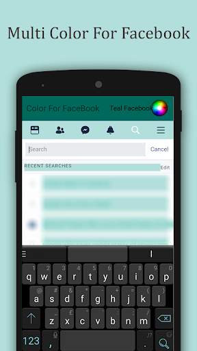 Multi Color For Facebook 1.0 screenshots 7