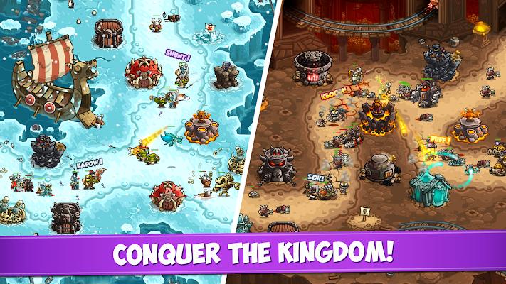 Kingdom Rush: Vengeance Screenshot Image